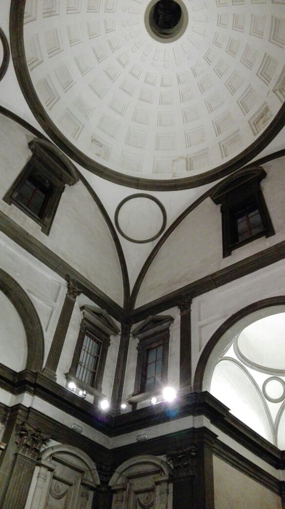 cupola Nuova Sagrestia