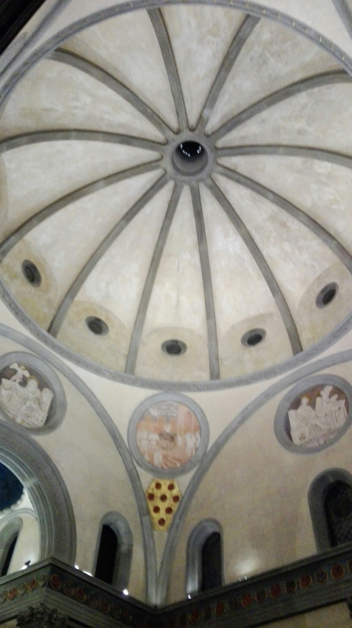 cupola Sagrestia Vecchia