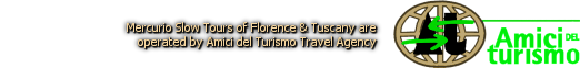 Operated by Amici del Turismo Tour Operator