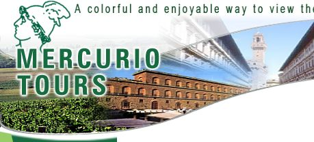 Mercurio Tours - Guided tours of Florence, Chianti and Tuscany