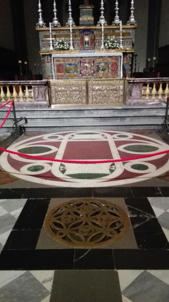 tomba Cosimo V.